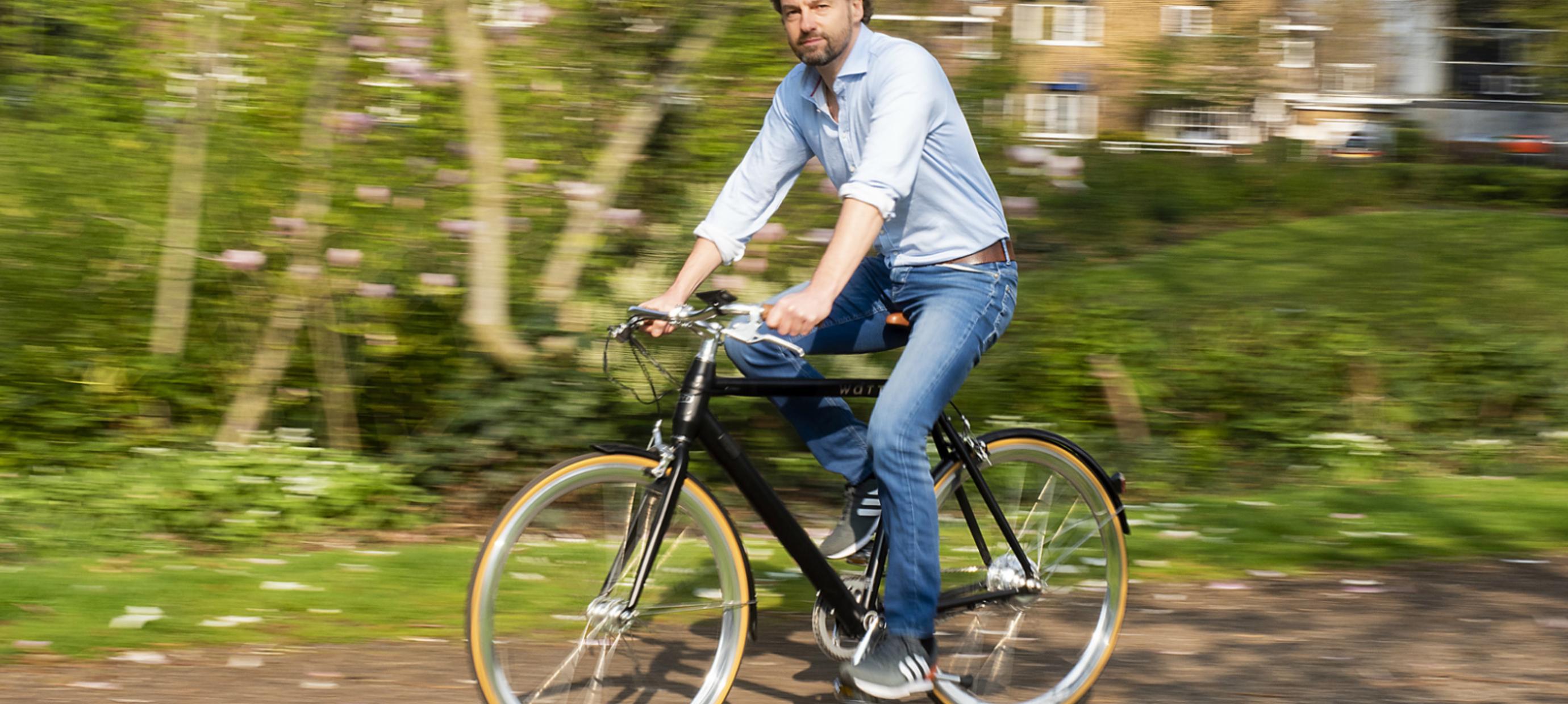 Watt Mobility: hoe bij toeval een nieuw, hip fietsmerk ontstond