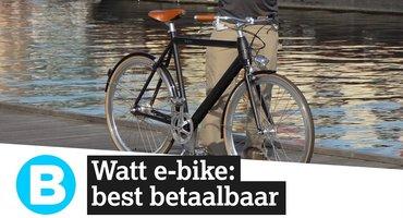 Bright.nl: Deze e-bike biedt veel waar voor je geld