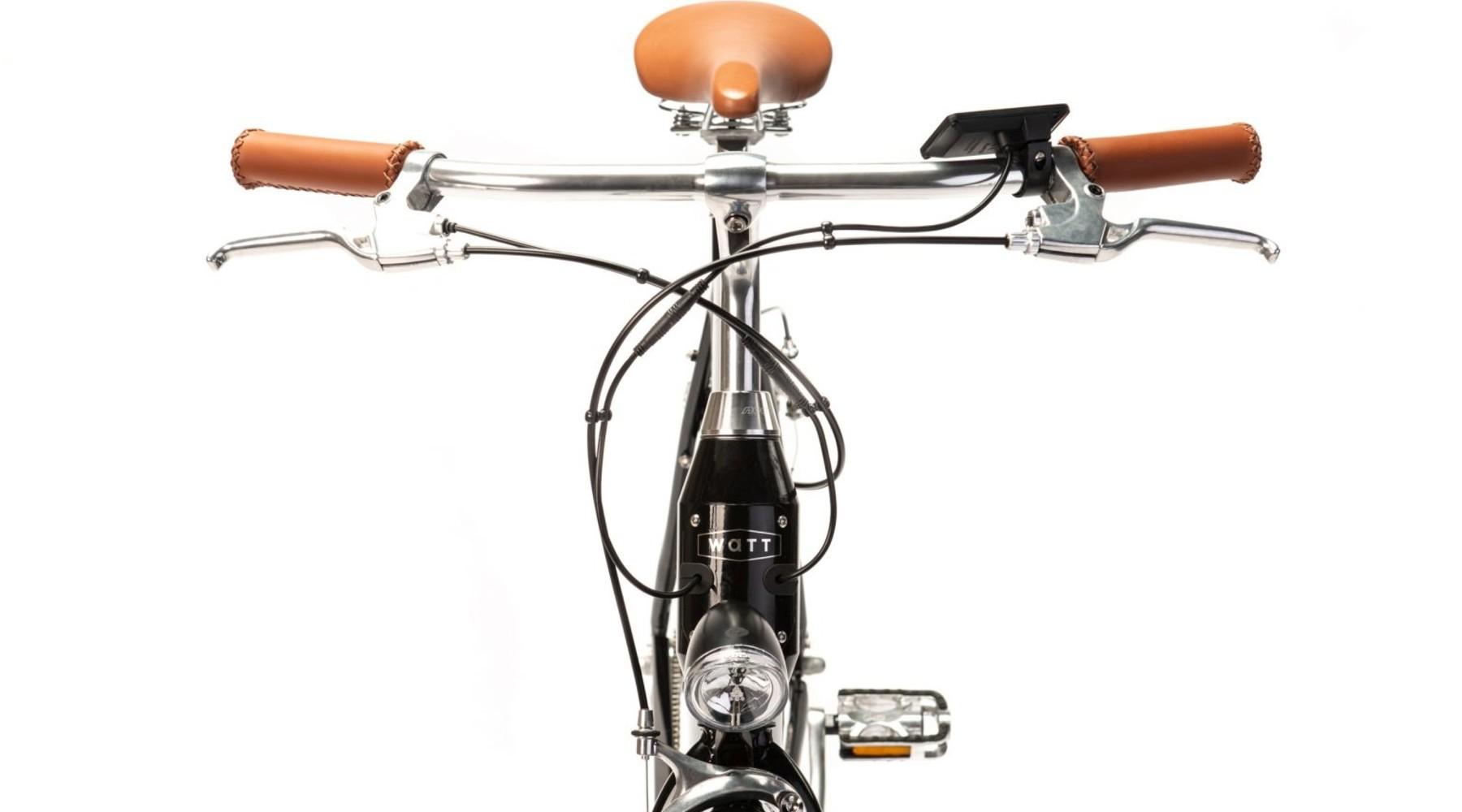 WANT: Snel door het stadsverkeer met deze stoere elektrische fiets