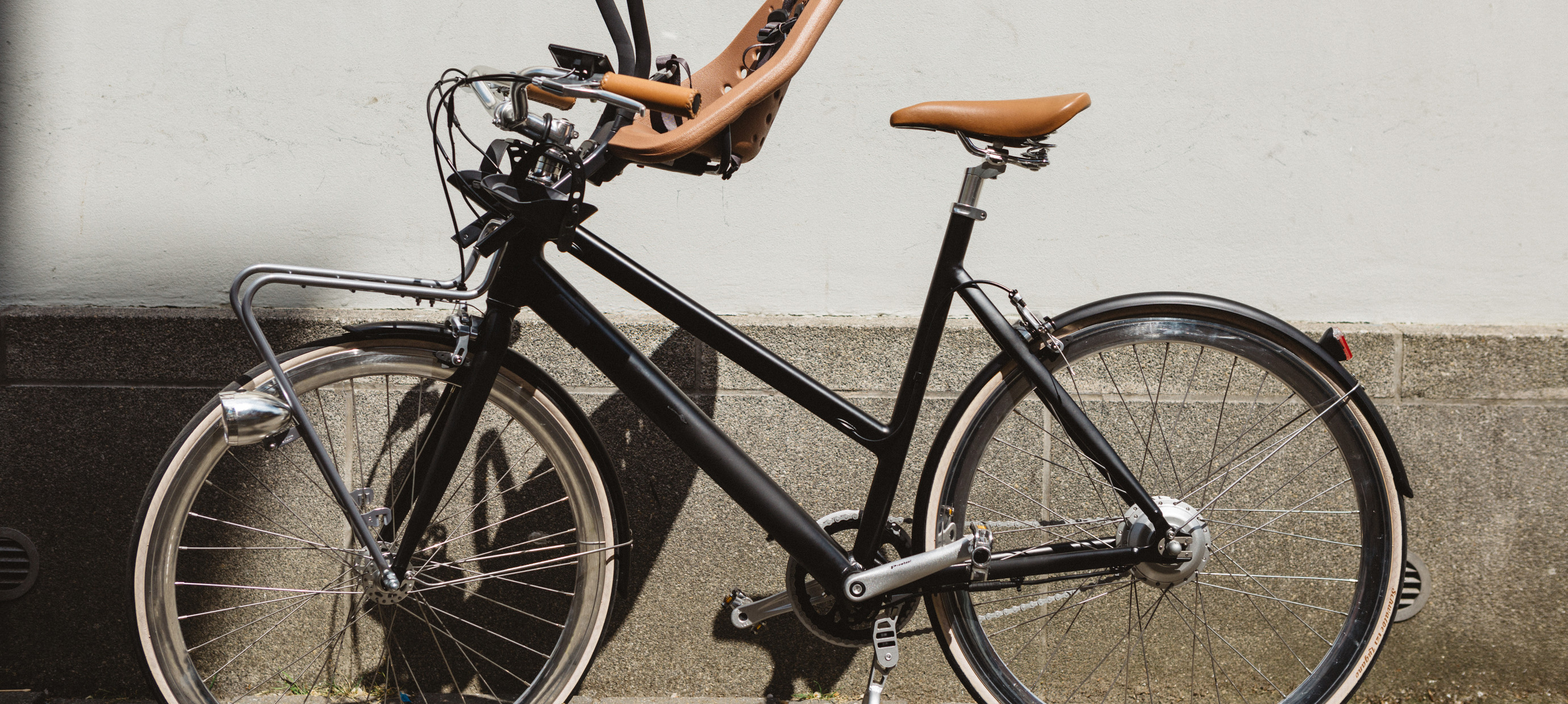 Dit is waarom een WATT e-bike óók ideaal is voor ouders