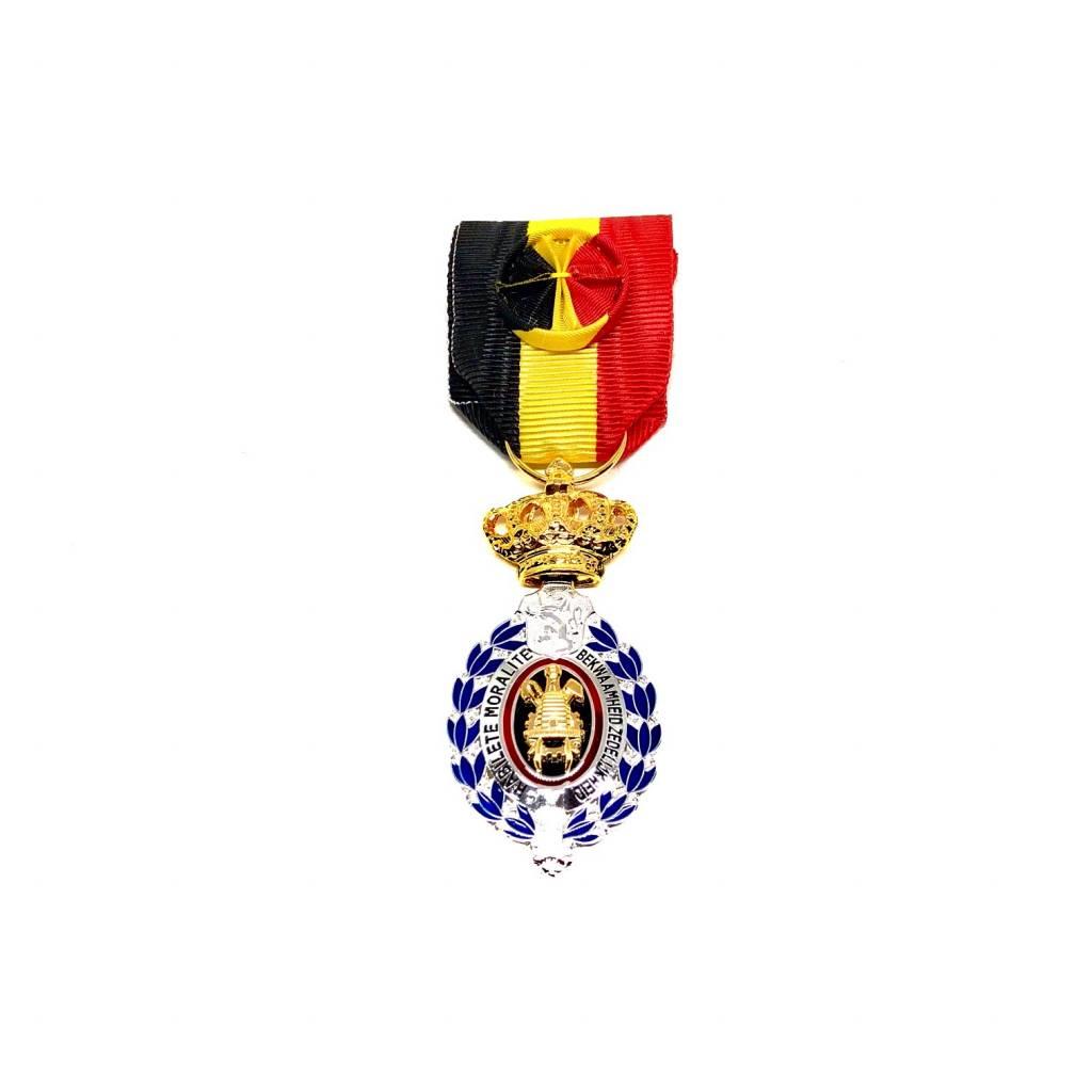 Médaille du Travail première classe