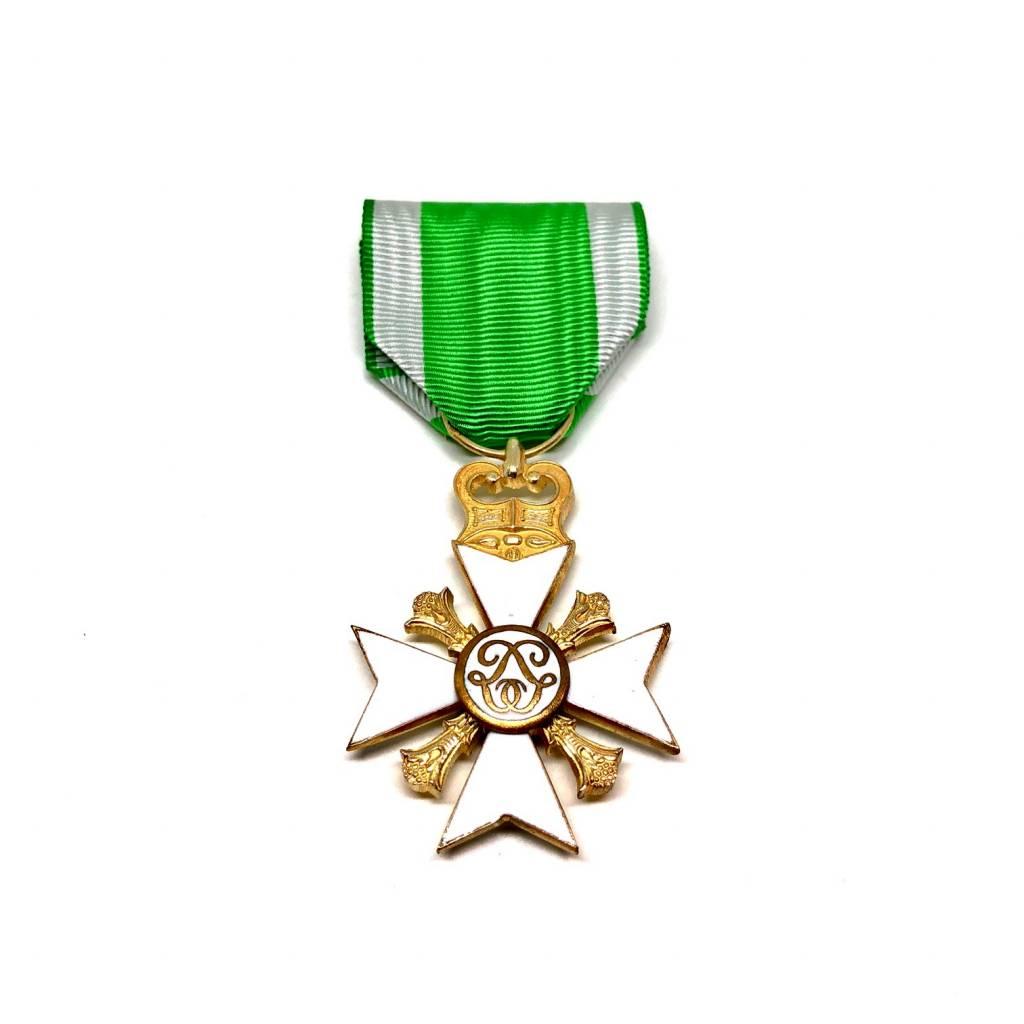 Croix civile pompiers première classe