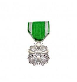 Médaille civile pompiers 2ième classe
