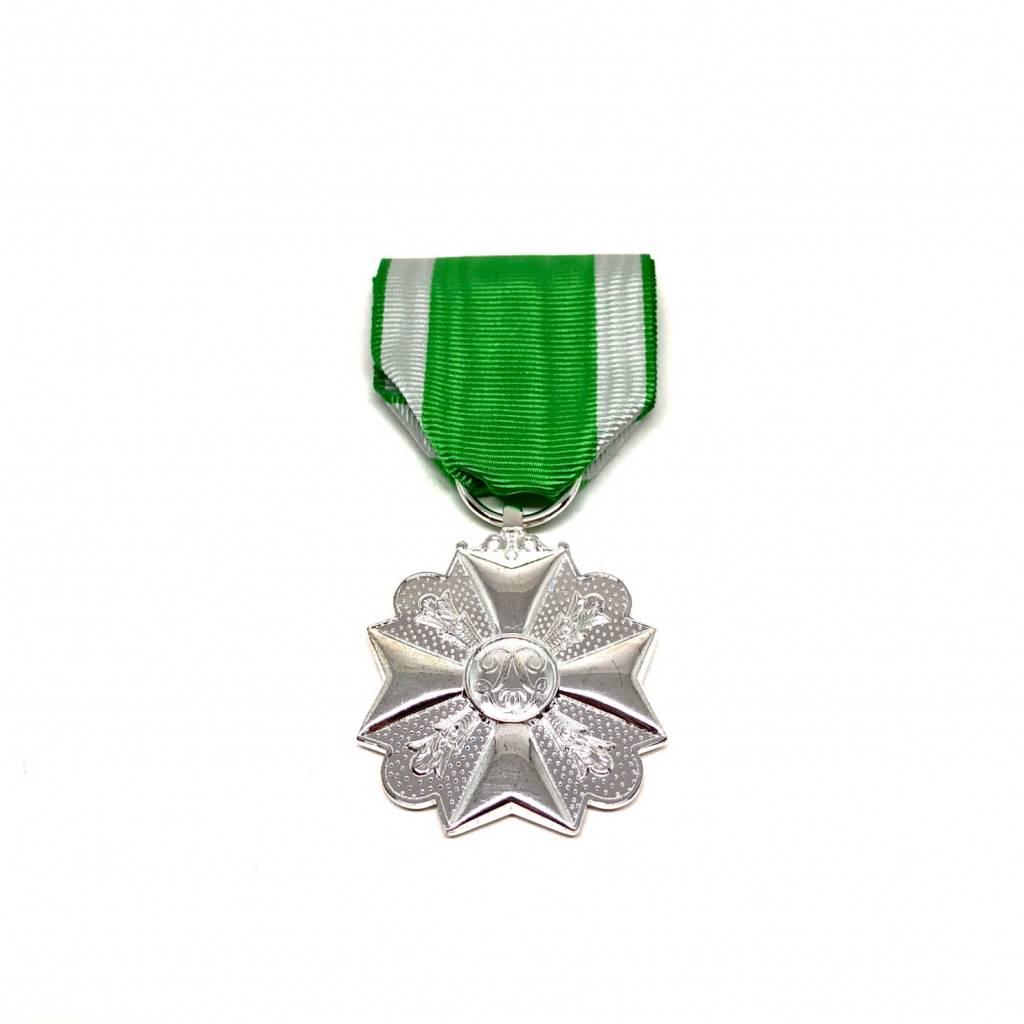 Médaille civile pompiers deuxième classe