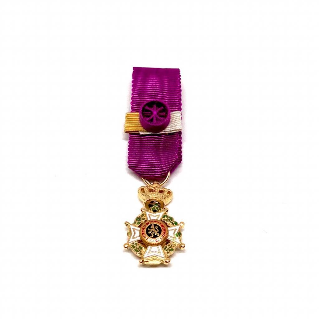 Grand Officier de l'Ordre de Léopold