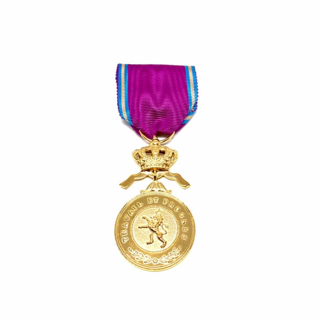 Gouden Medaille in de Koninklijke Orde van de Leeuw