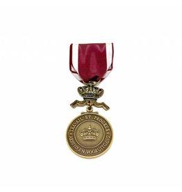Bronzen medaille Kroonorde