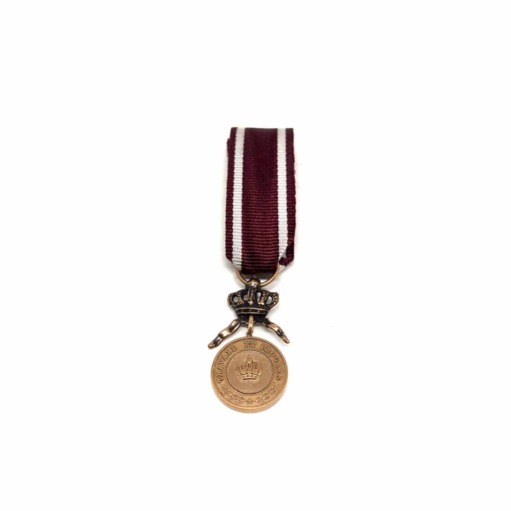Médaille de Bronze de l'Ordre de la Couronne