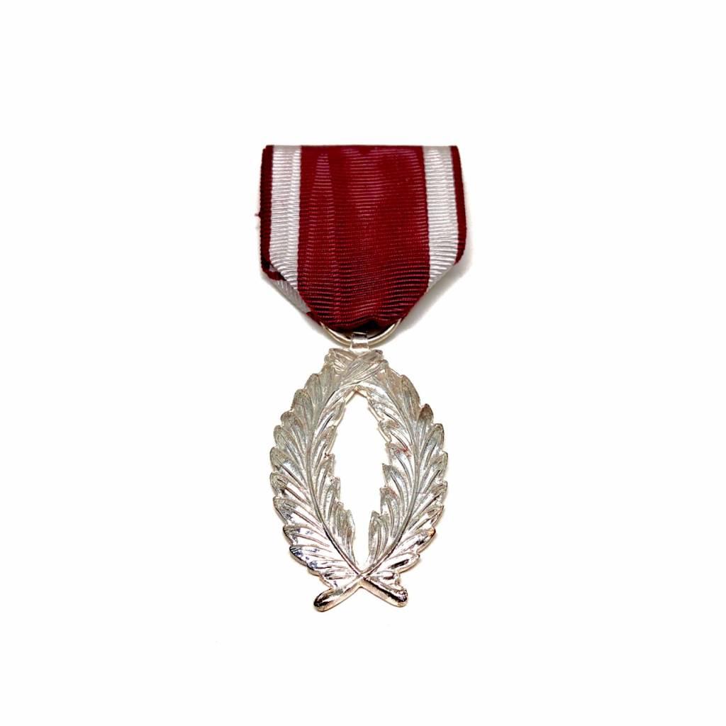 Palmes d'Argent de l'Ordre de la Couronne