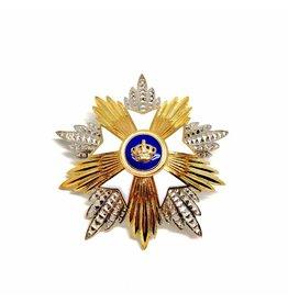 Grand-Croix de l'Ordre de la Couronne