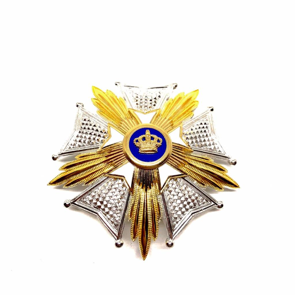 Grand Officer of the Order of the Crown
