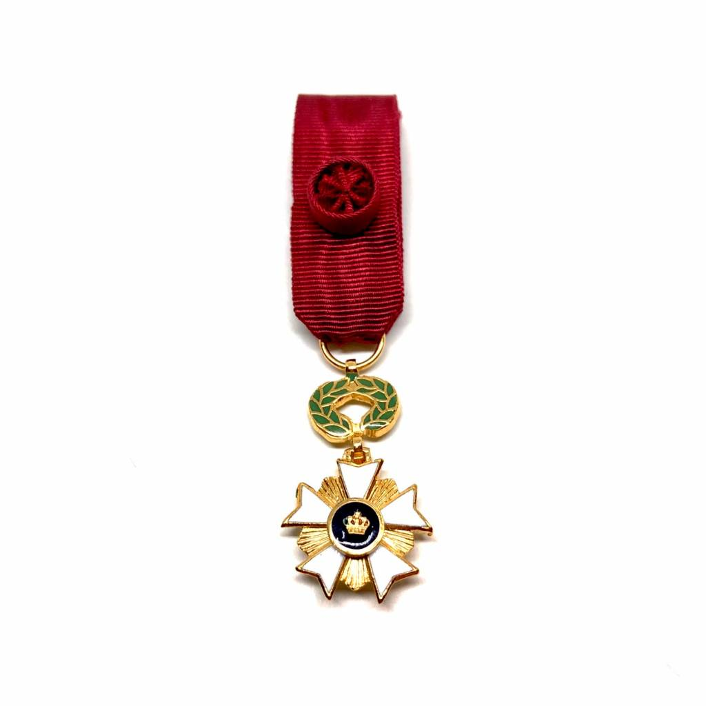 Medal Officer of the Order of the Crown