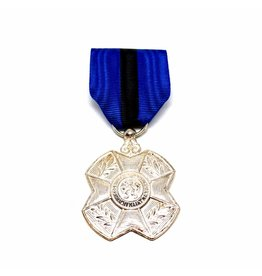 Silver medal Order of Leopold II