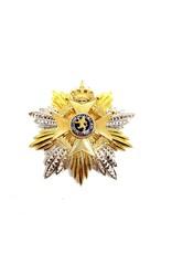 Grand-Croix de l'Ordre de Léopold II