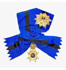 Grand Cross Order of Leopold II