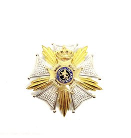 Grand Officier de l'Ordre de Léopold II