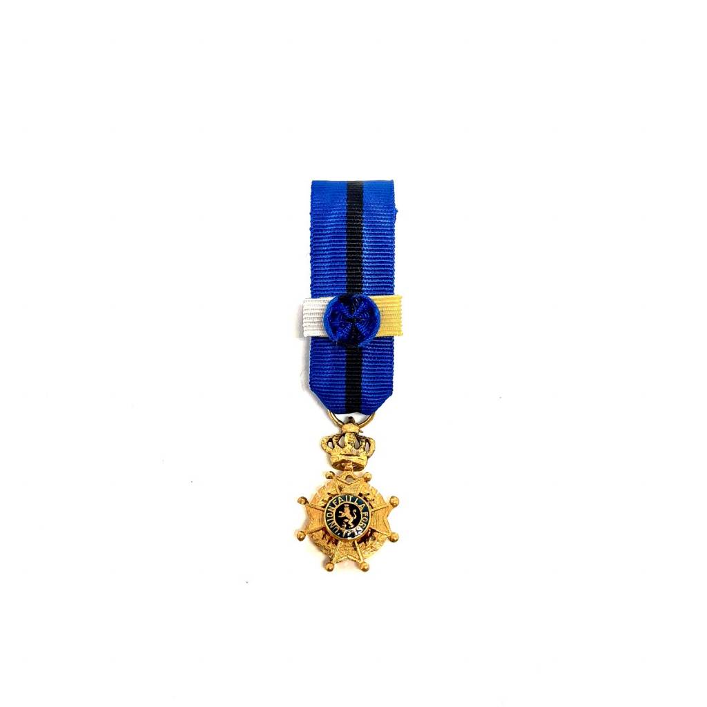 Grand Officer of the Order of Leopold II