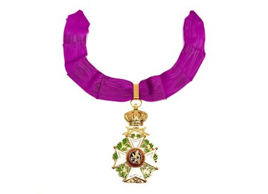 Military decorations Order of Leopold