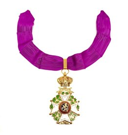 Commander Order of Leopold Military