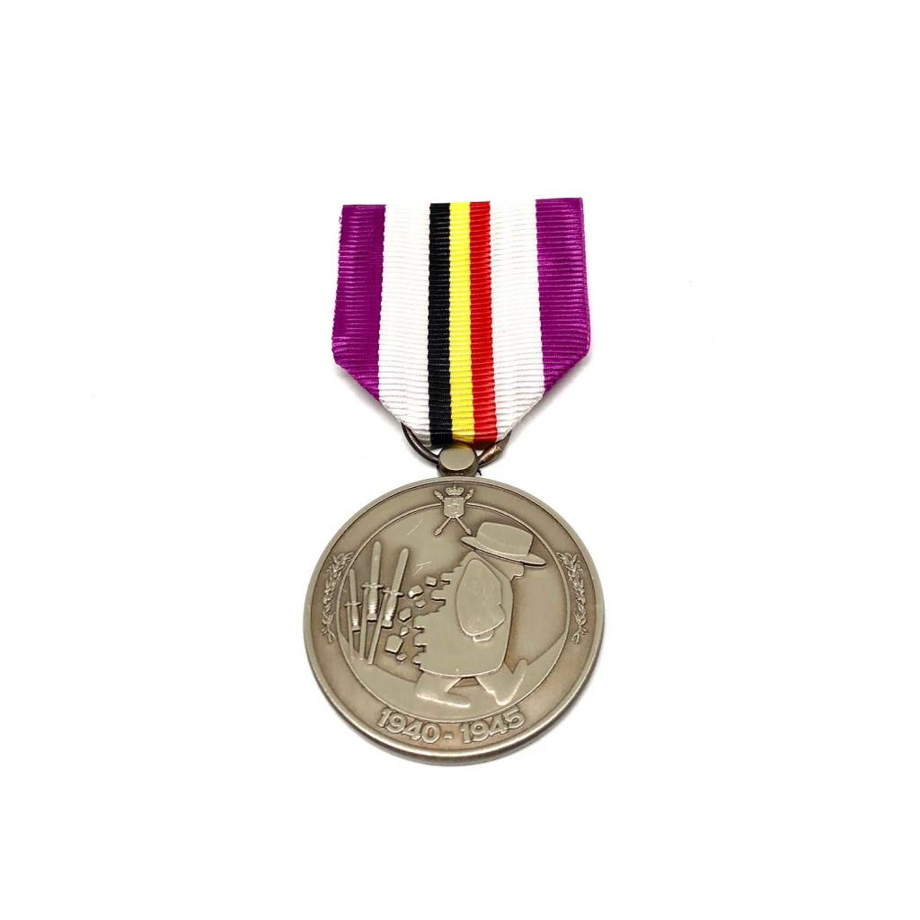 Medal for Civil Invalid of the War 1940-1945