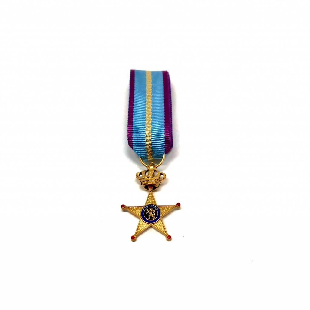 Cross of Honour for Military Service Abroad first class