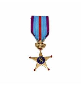Croix d'Honneur Service Militaire à l'Étranger 3ième classe