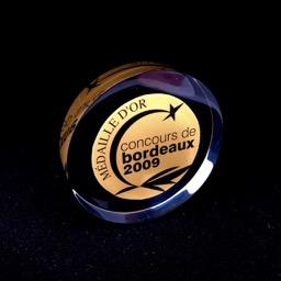 Award plexi Concours Bordeaux