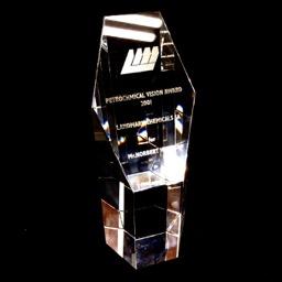 Award kristal Petrochemical Vision Award