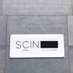 Nameplate printed plexiglass