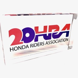 Plexi display Honda