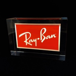 Plexi display Ray-Ban