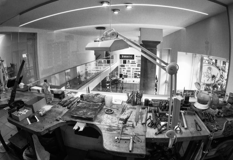 Atelier P. De Greef