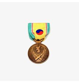 Oorlogsmedaille Korea