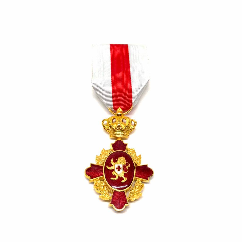 Medal of the Red Cross of Belgium