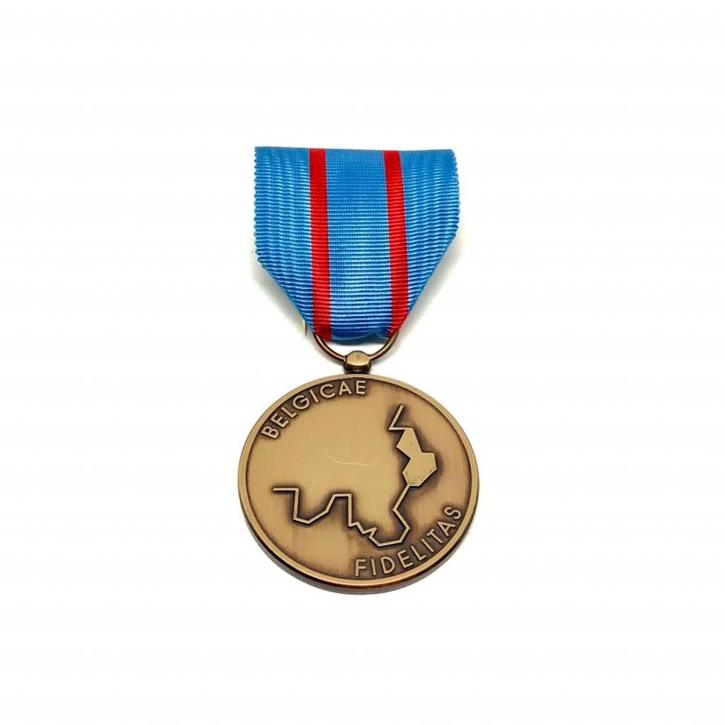 Médaille de la Résistance au Nazisme dans les territoires annexés - rouge