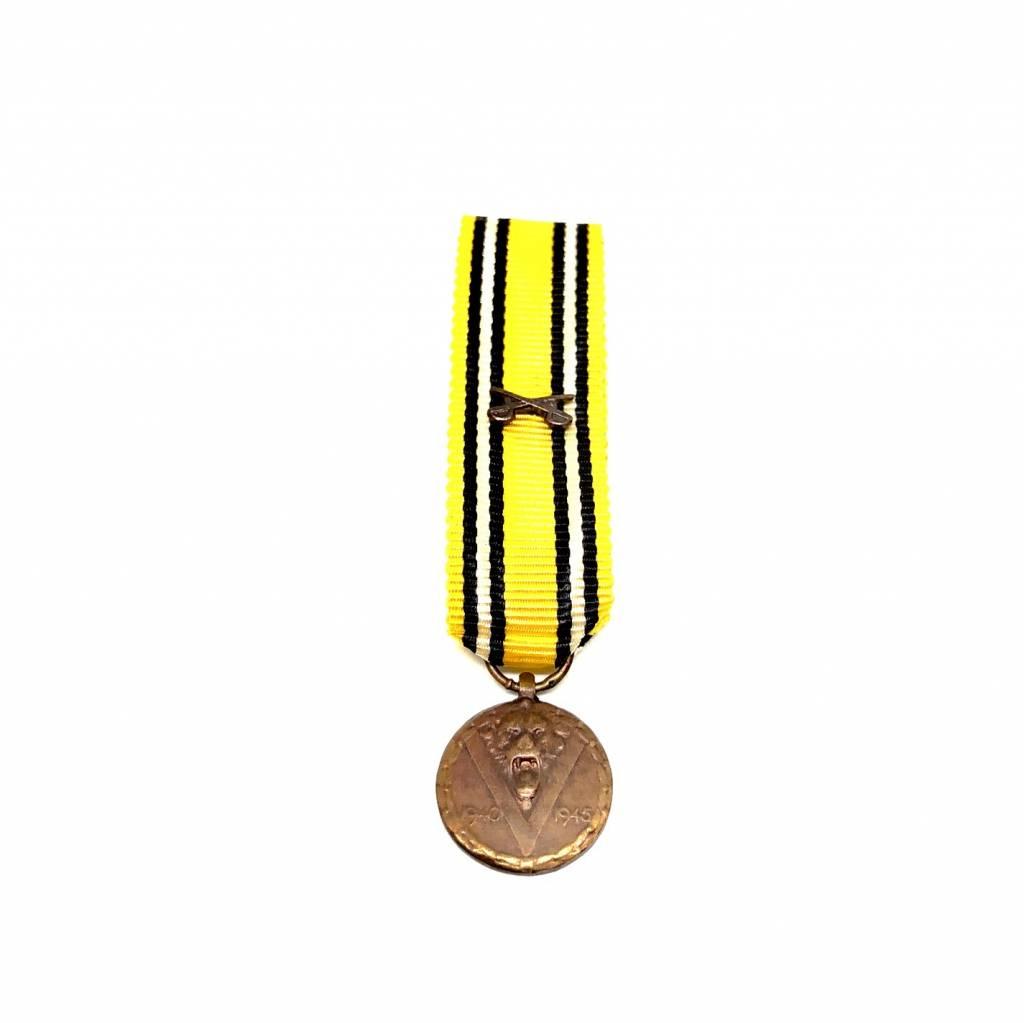 Commemorative medal war 1940-1945