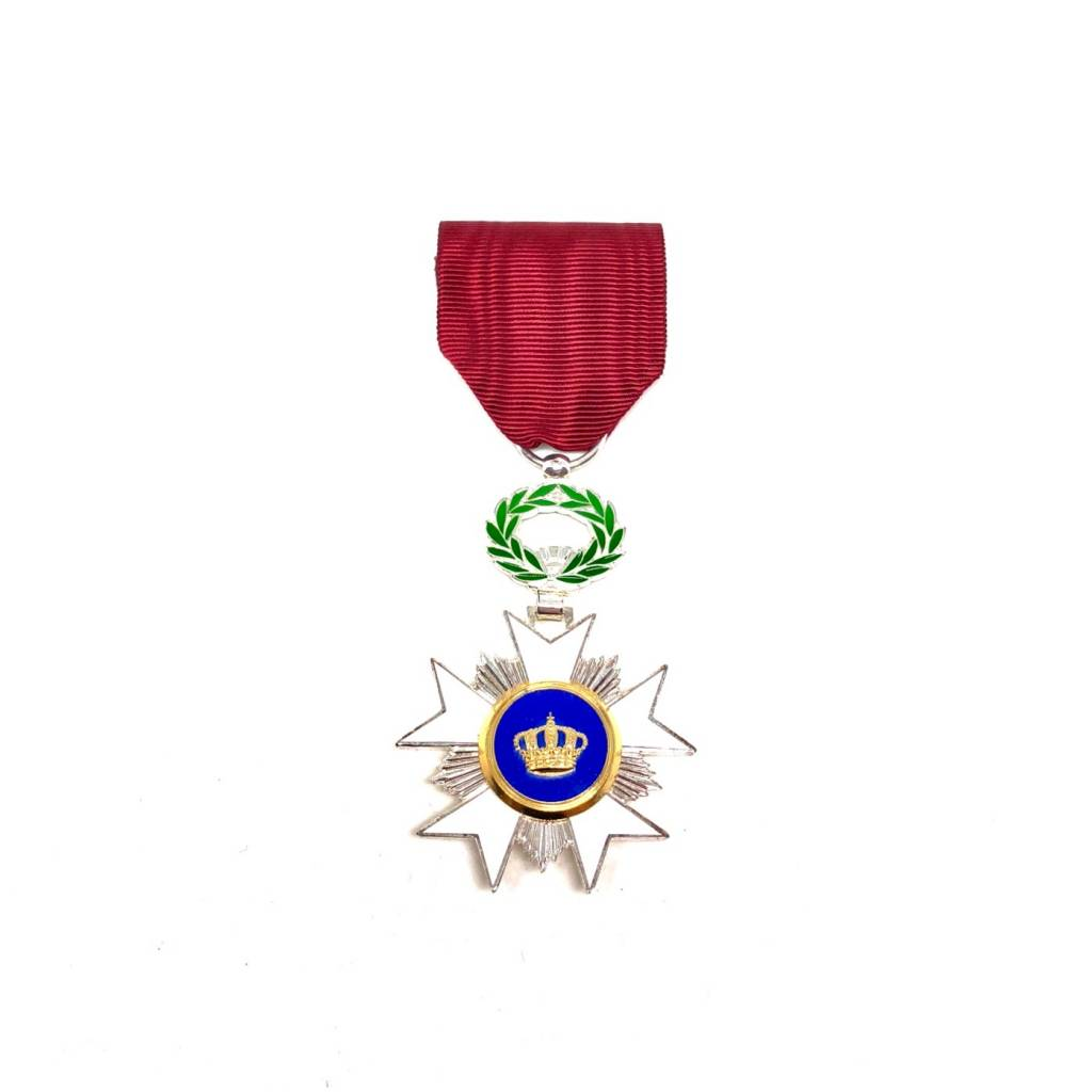 Medal Knight of the Order of the Crown