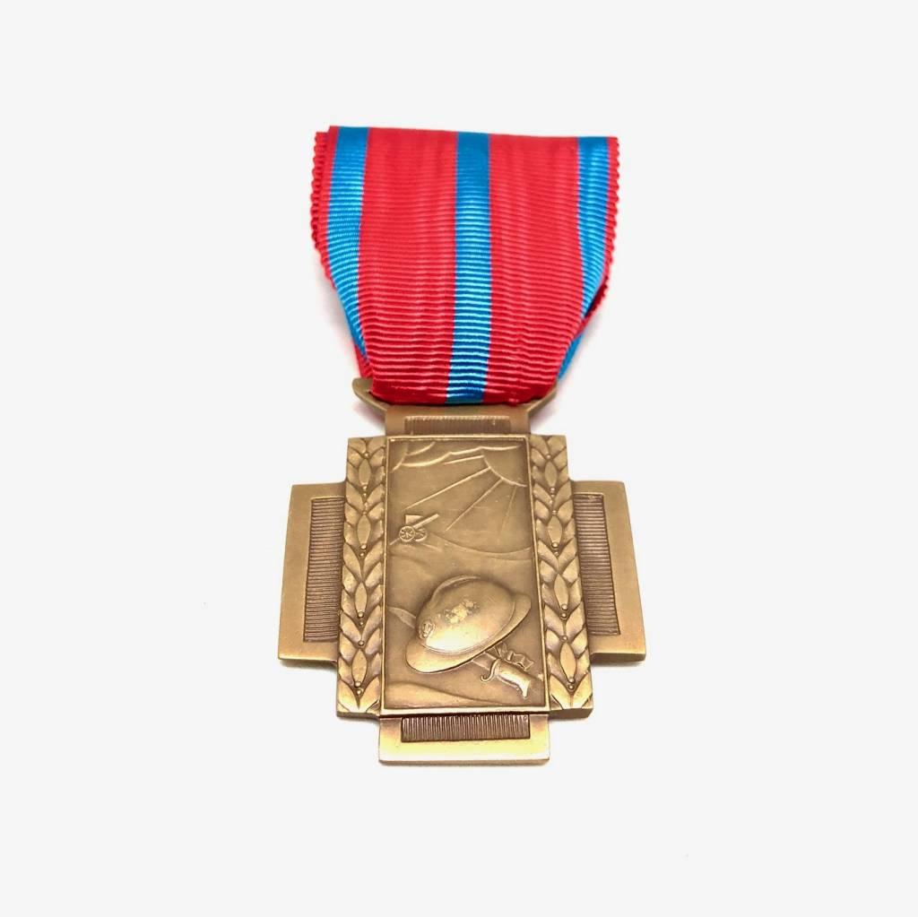 Médaille Croix du feu 1914-1918