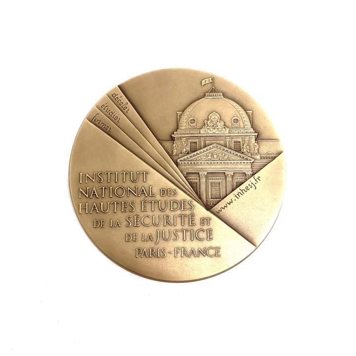 Medaille INHESJ