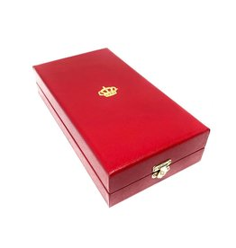Luxury box Commander Order of the Crown