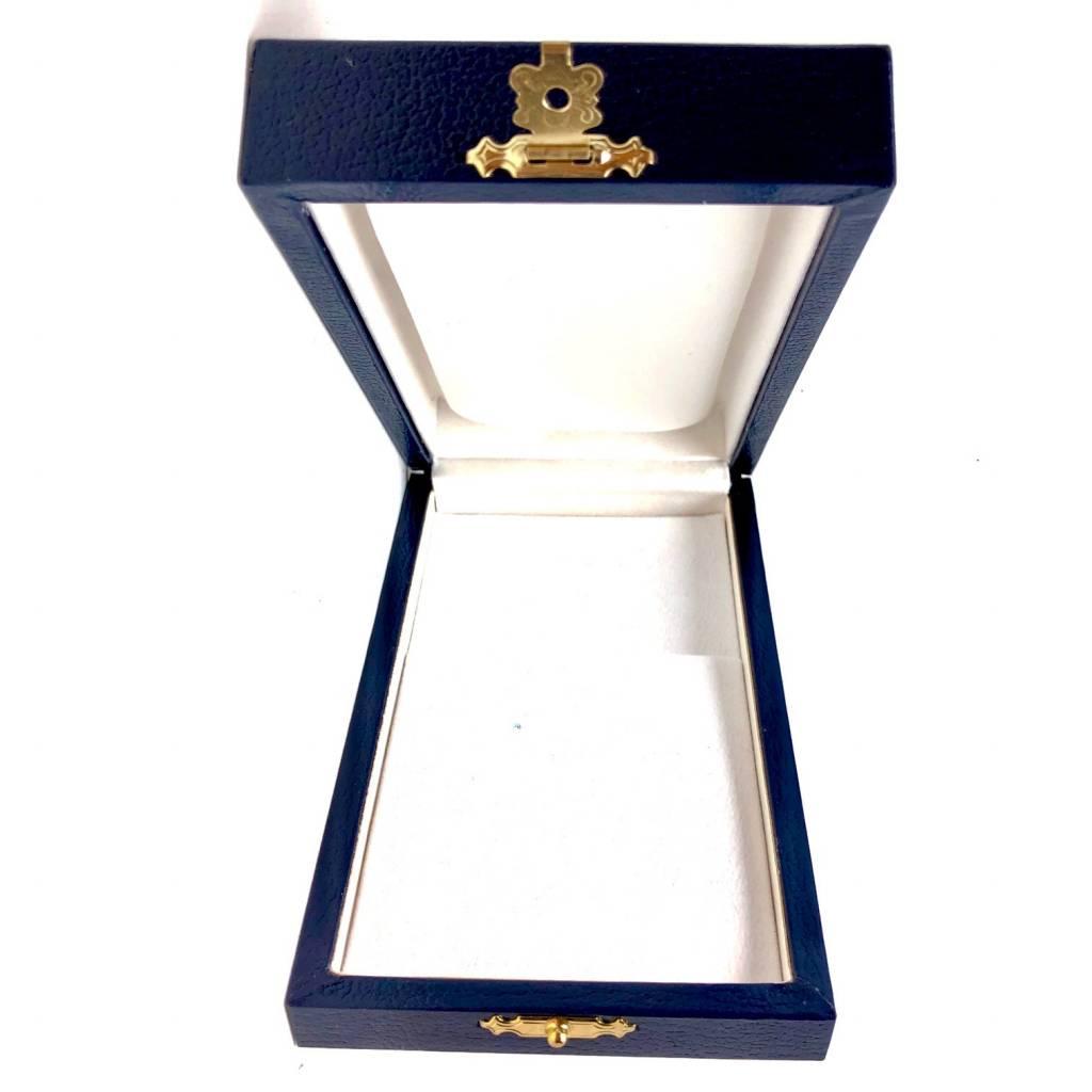 Luxeschrijn voor Commandeur in de Orde van Leopold II