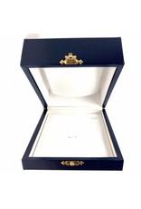 Luxeschrijn voor Grootofficier in de Leopold II-orde