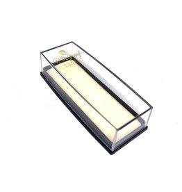 Boîte transparante pour médaille