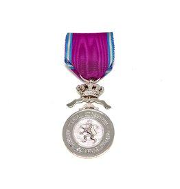 Médaille d'Argent de l'Ordre Royal du Lion