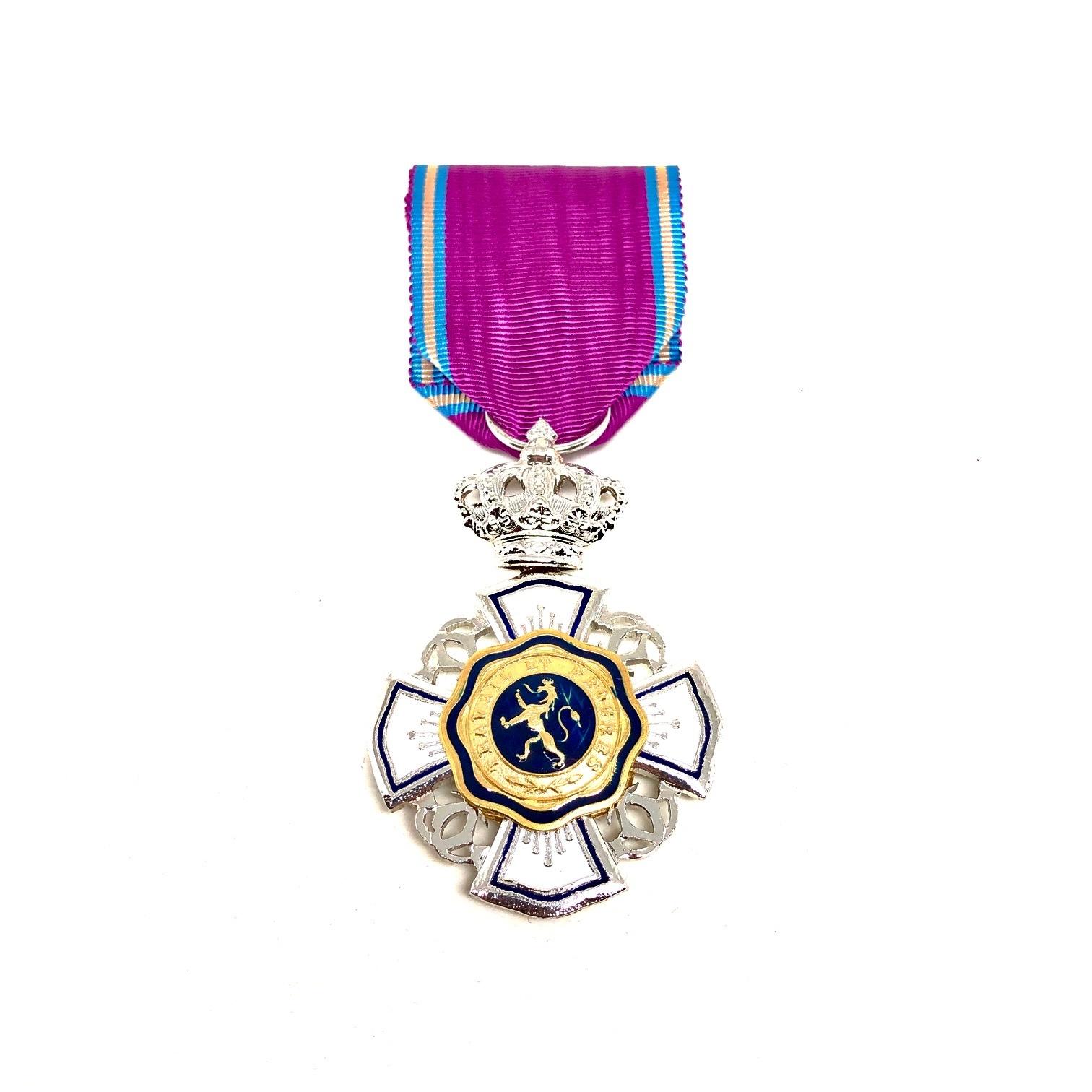 Ridder in de Koninklijke Orde van de Leeuw
