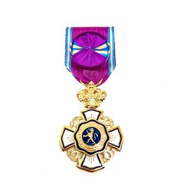 Officer in the Royal Order of the Lion