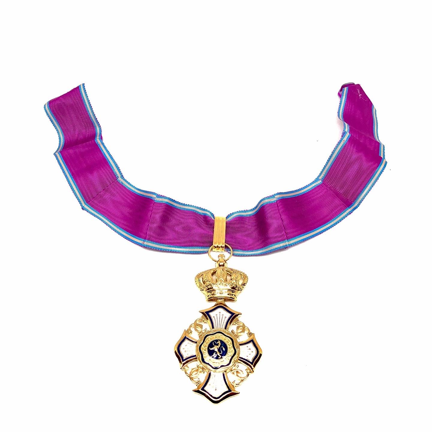 Commandeur de l'Ordre Royal du Lion