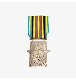 Medal of the Fiftieth Anniversary of Belgian Congo