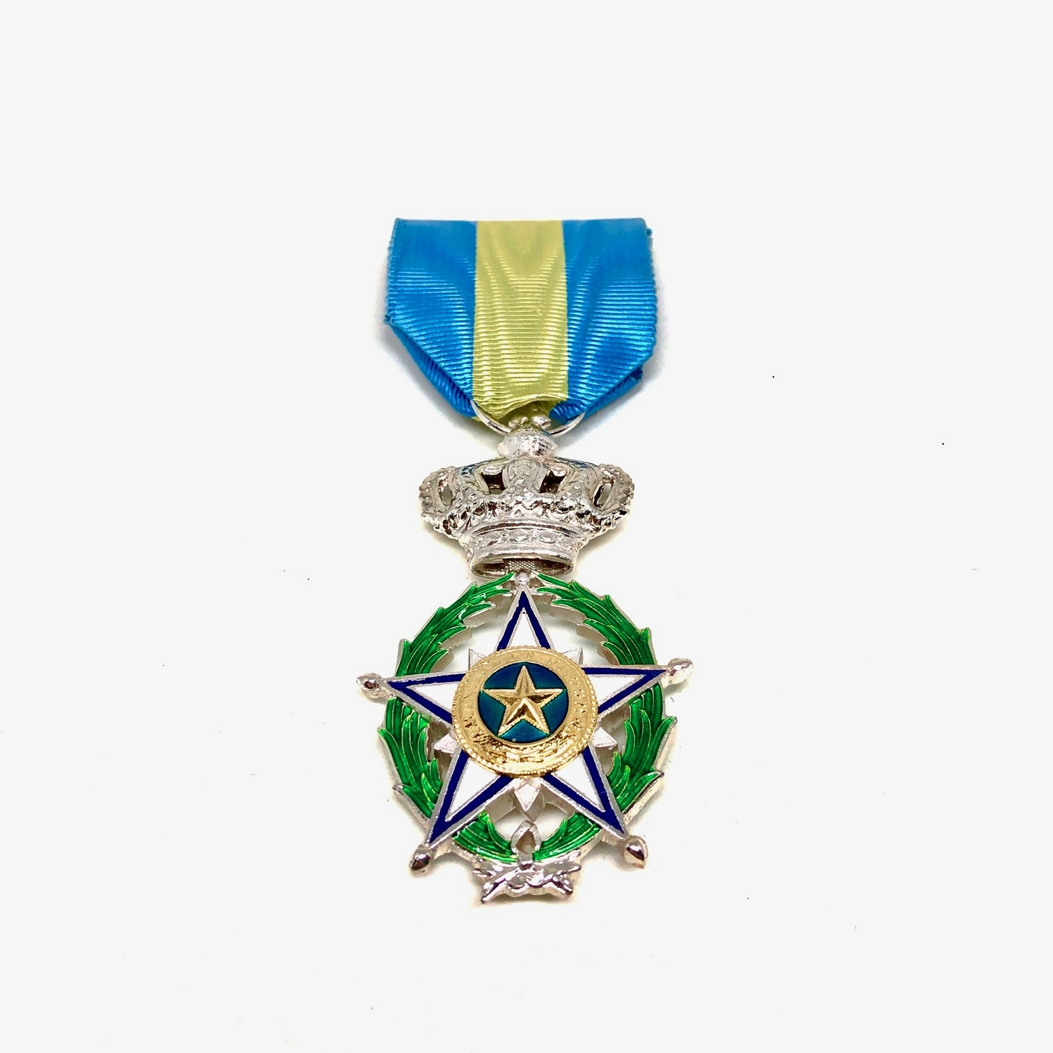 Chevalier de l'Ordre de l'Étoile Africaine