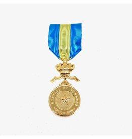 Médaille d'Or de l'Ordre de L'Etoile Africaine